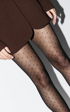 Tights Hailey - Tights with dots