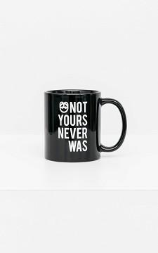 Mug Not Yours - Guts & Gusto mug