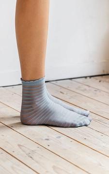 Sock Robbin - Striped tight socks