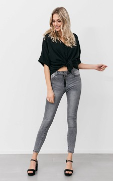 Jeans Chris - High-Waist 5-Pocket Skinny Jeans