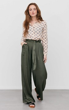 Trousers Hester - Long baggy fit trousers