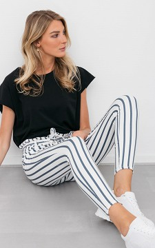 Jeans Elza - High waist skinny jeans
