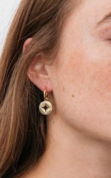 Earrings Tina - Earrings with a pendant