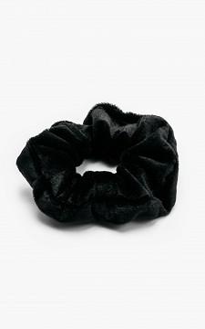 Scrunchie Mieke - Velvet look scrunchie