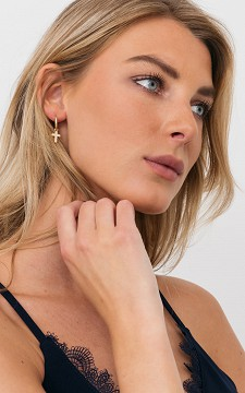 Earrings Greta - Earrings with pendants