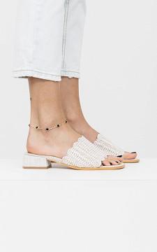 Ankle Bracelet Debbie - Ankle bracelet with beads