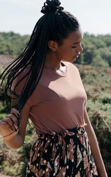 Shirt Katja - Basic short sleeved shirt
