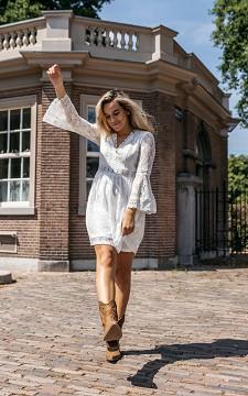 Dress Terry - Lace dress