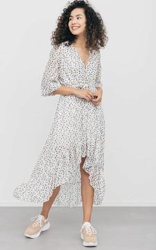 Kleid Clover - Kleid mit kurzer Vorderseite