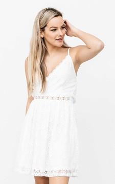 Dress Miles - Short lace dress