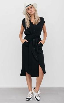 Kleid Bob - Langes Kleid ohne Ärmel