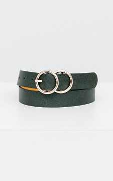 Belt Kate - Belt with gold coated buckle