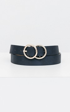 Belt Kate - Belt with gold coated buckle