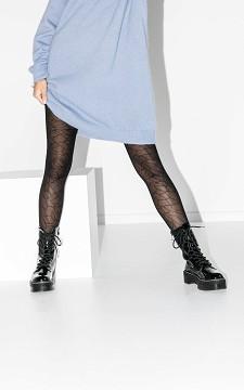 Tights Myrthe - Patterned 40 DEN tights