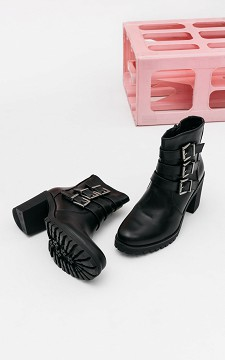 Boot Polly - Boots with buckles