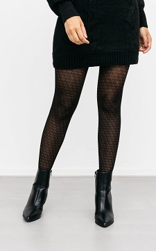 Tights Kelsey - Patterned tights