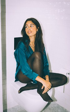 Tights Shelly - 40 DEN glittery tights
