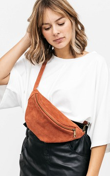 Hip Bag Stella - Suède hip bag
