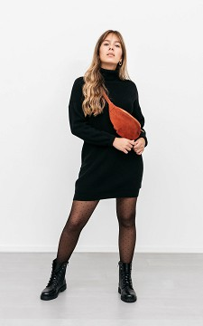 Dress Elle - Knitted sweater dress