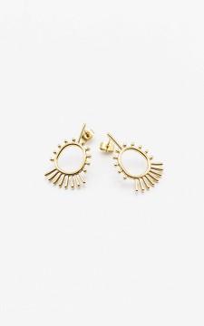 Earrings Kevin - Stainless steel earrings