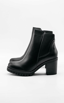 Boot Suzan - Boots with elasticated sides