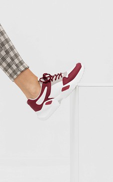 Sneaker Pleun - Chunky sneakers