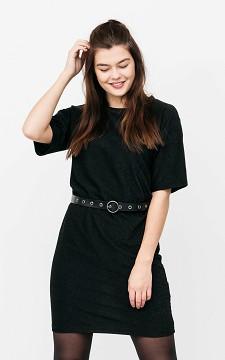 Dress Kitty - Glittery dress