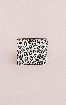 Portemonnaie Lianne - Portemonnaie mit Leopardenprint
