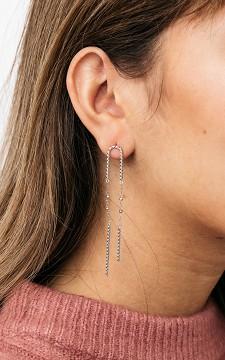 Earrings Loeka - Stainless steel earrings
