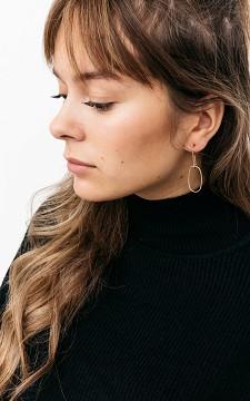 Earrings Glenn - Stainless steel earrings