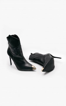 Boot Steffie - Pointed boots with stiletto heels