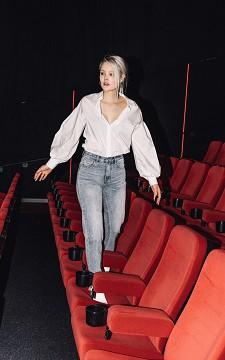 Jeans Novelle - High waist mom jeans