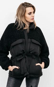 Jacke Elise - Oversized Jacke mit Seitentaschen