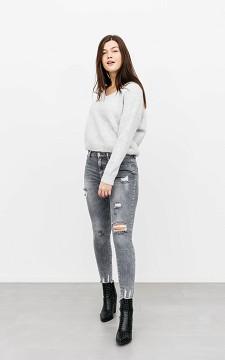 Jeans Luca - High Waist Skinny Jeans