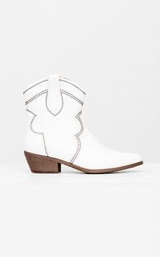 Stiefelette Lenn - Cowboystiefel mit Nieten