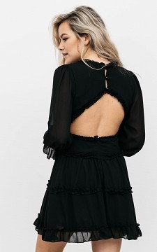 Kleid Kim - Romantisches Kleid mit vielen Details