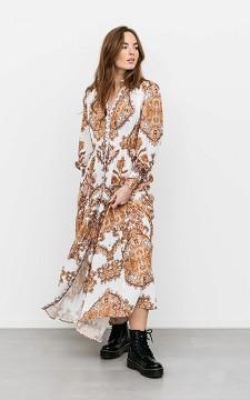 Dress Lieke - Long patterned dress