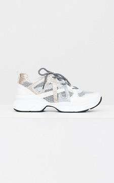 Sneaker Wilke - Sneakers with glittery details