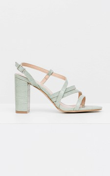 Heels Chern - Heels with ankle straps