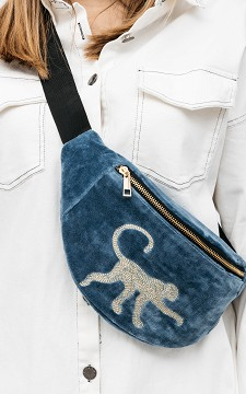 Hüfttasche Monkey - Hüfttasche mit Affenmotiv
