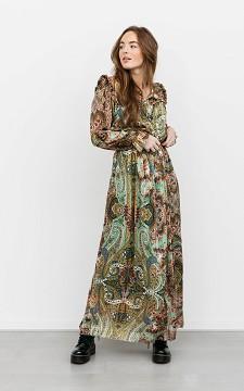 Kleid Khloe - Bohokleid mit Paisleymuster
