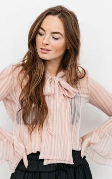 Blouse Kelly - See-through blouse