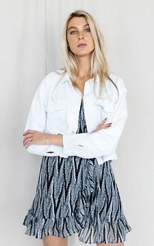 Denim Jacket Hilde - Oversized, cropped jacket