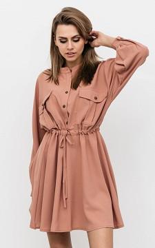Dress Betina - Dress with chest pockets