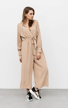 Jumpsuit Martine - Jumpsuit met een strikdetail