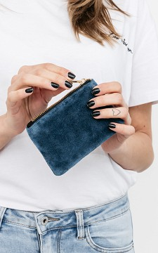 Purse Lisa - Small purse with a zip