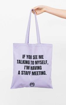 Bag Staff - Guts tote bag