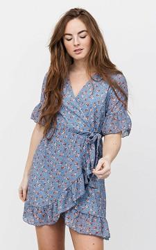 Kleid Sude - Wickellkleid mit floralem Muster