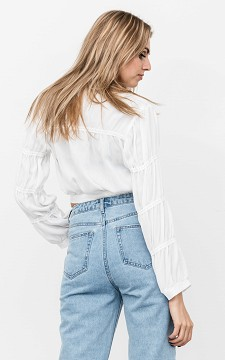 Top Sude - Top with lace details