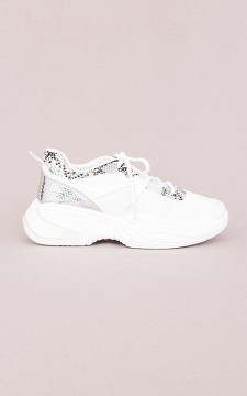 Sneaker Bobby - Sneakers with thick soles